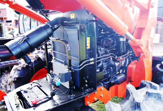Lk2554 Kioti Hydraulic Control Lever : Central coast tractors px cab hp