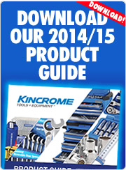 Kincrome Product guide 2014/2015